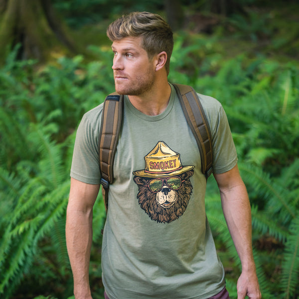 Smokey the Groovy Bear T-Shirt