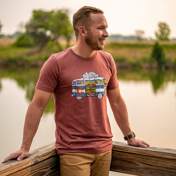 Colorado Road Trip T-Shirt