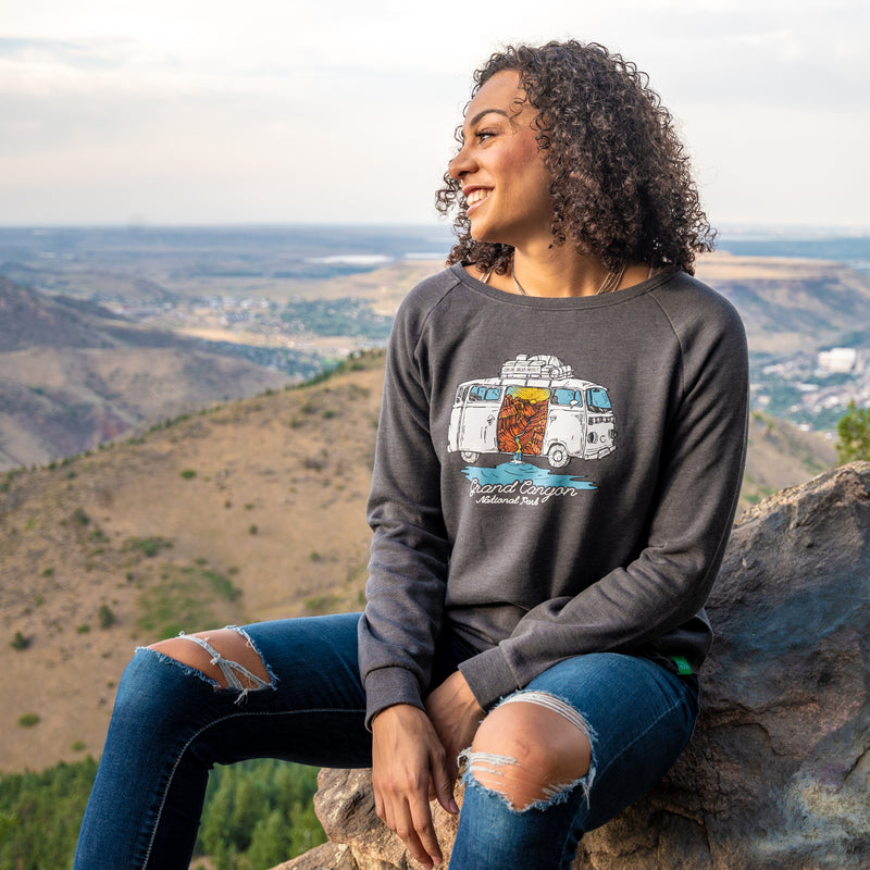Women's Grand Canyon Road Trip Sweatshirt