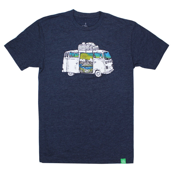 Glacier Road Trip T-Shirt