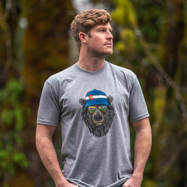 Miami Vice Colorado Bear T-Shirt