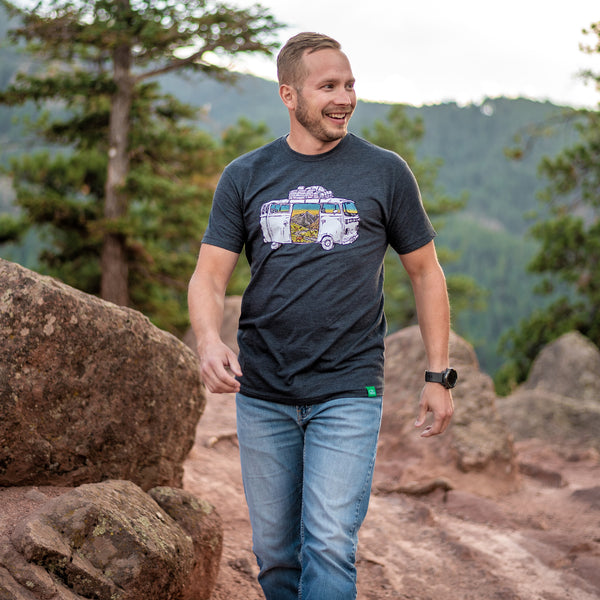 Rocky Mountain Road Trip T-Shirt