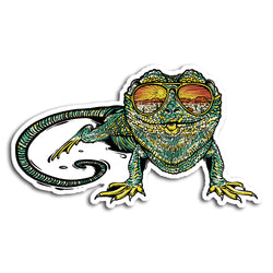 Spike The Lizard Sticker