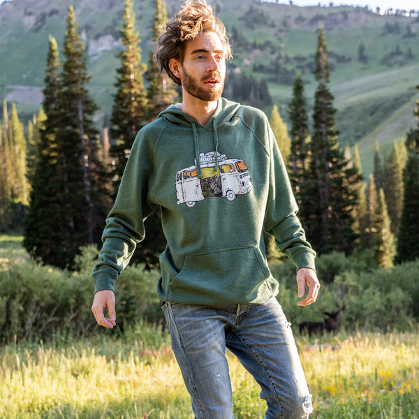 Yosemite National Park Epic Road Trip Hoodie Sweatshirt