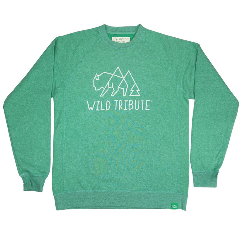 Wild Tribute Logo Sweatshirt