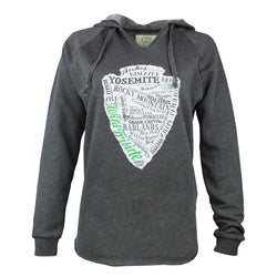 Women's National Park Arrowhead Hooded Sweatshirt