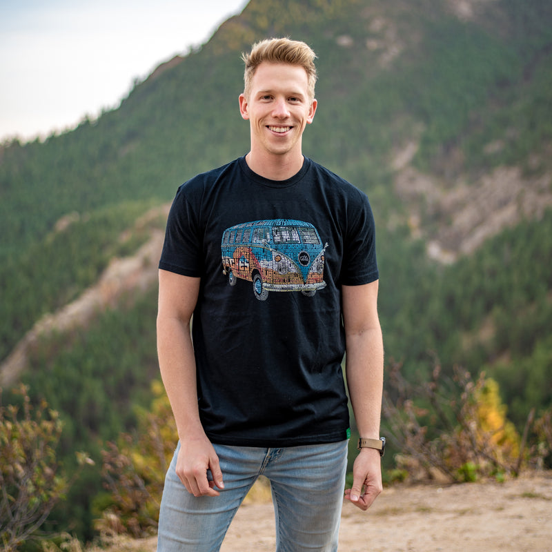Favorite Places Utah Van T-Shirt