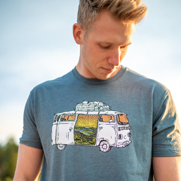 Great Smoky Mountains Road Trip T-Shirt