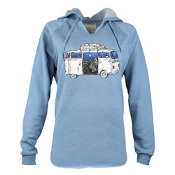 Women's Yosemite Night Half Dome Road Trip Hooded Sweatshirt
