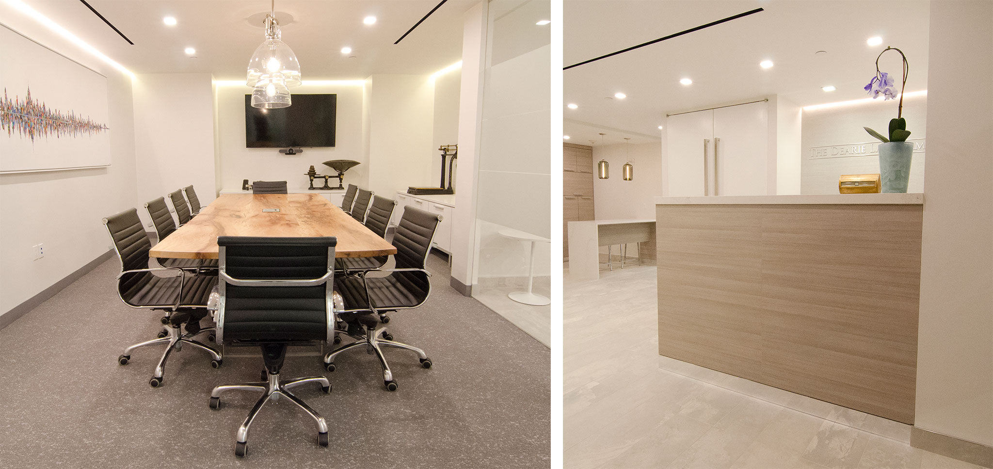 OFH Office Design Project - The Dearie Law Firm