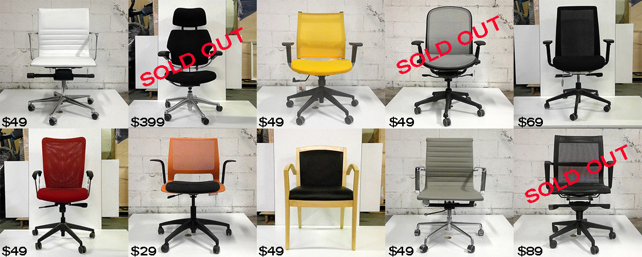 Perfect Office Furniture Heaven