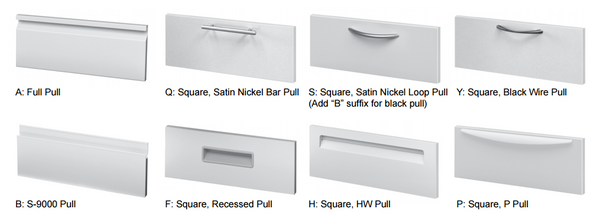 Office Furniture Heaven - Trace Lateral Drawer Fronts