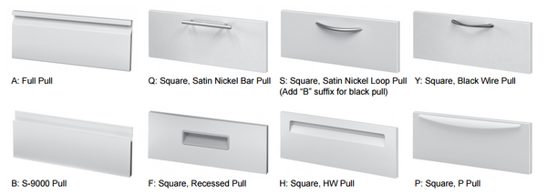 Office Furniture Heaven - Trace Pedestals Drawer Fronts