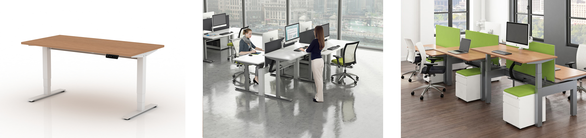 Office Furniture Heaven - Activ Height Adjustable Tables