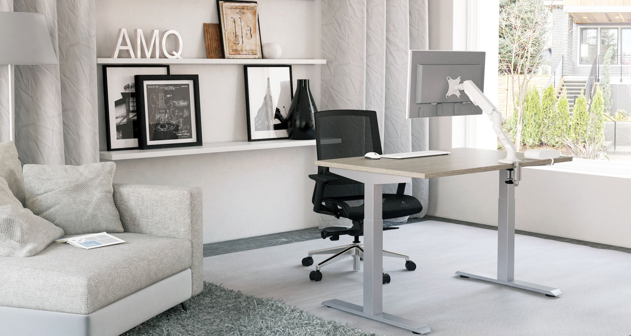 Activ-Pro Height Adjustable Desk