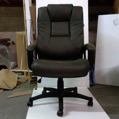 Sale Cushioned Seat Chair (Black) #1172 - Office Furniture Heaven