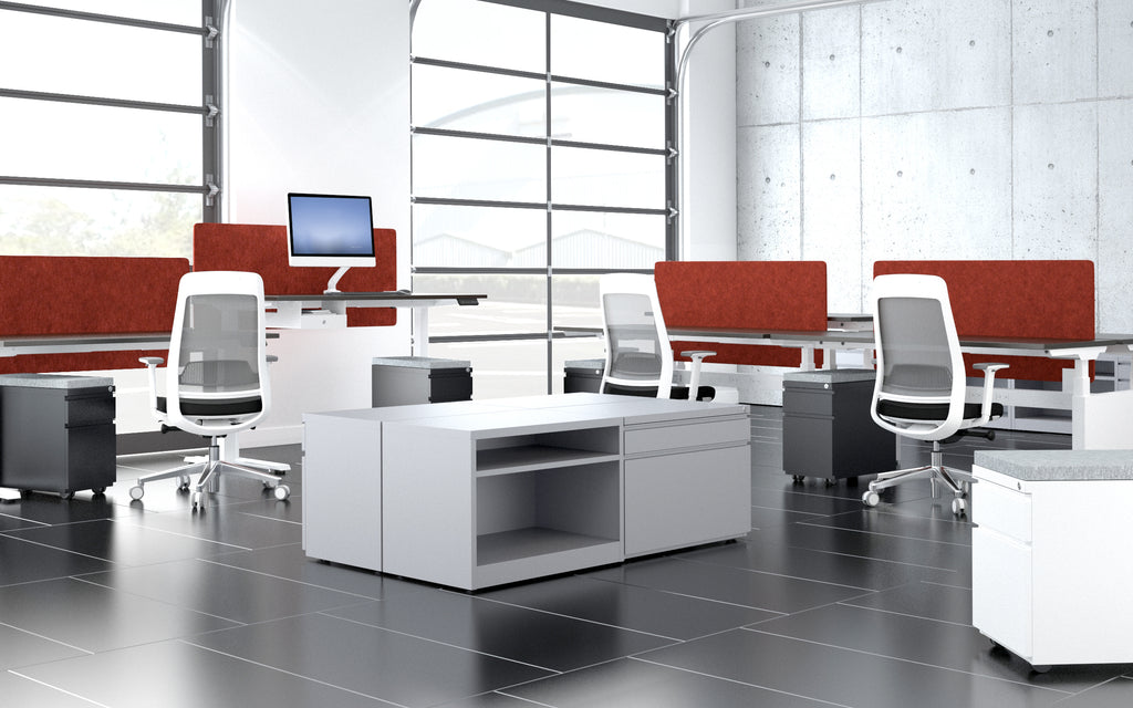 Wall 3F Privacy Screens - Office Furniture Heaven