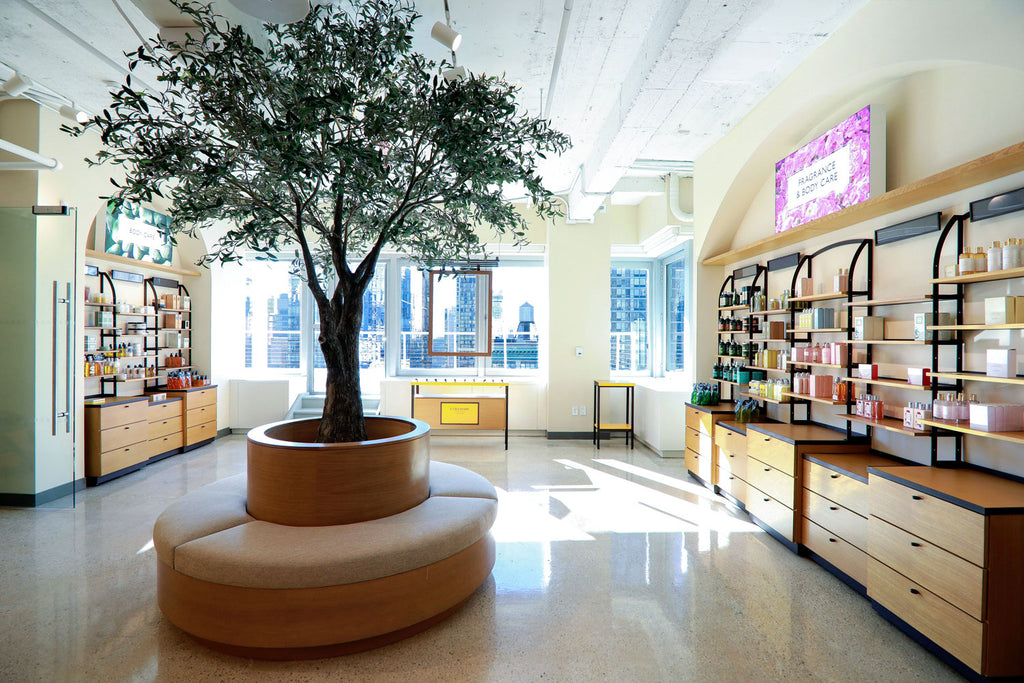 Project L'Occitane en Provence - Office Furniture Heaven