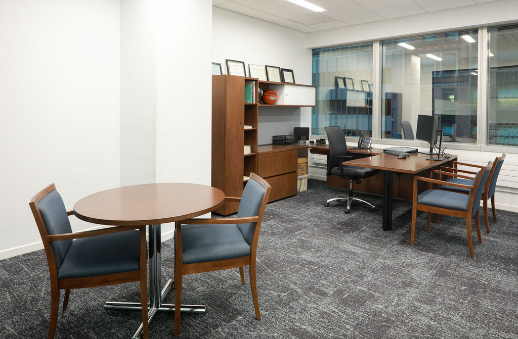 Project L.H. Frishkoff & Company - Office Furniture Heaven