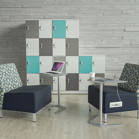 Filing Trace Lockers - Office Furniture Heaven