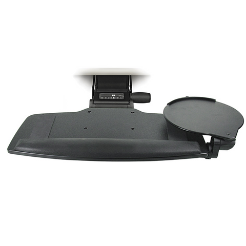Ergonomic Accessories Keyboard Tray with Mouse Platform - Office Furniture Heaven