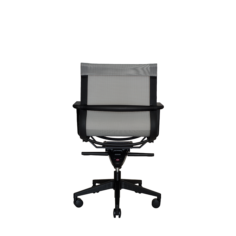 Chairs Bradley Mesh Lowback Chair - Office Furniture Heaven