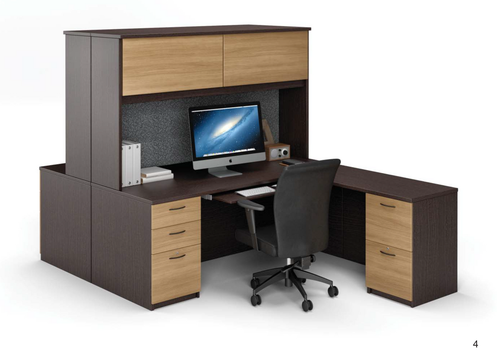 Systems Classique Shared Space - Office Furniture Heaven