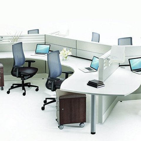 Systems Cosmopolitan Office System - Office Furniture Heaven