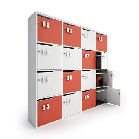 Filing DV549 Locker - Office Furniture Heaven