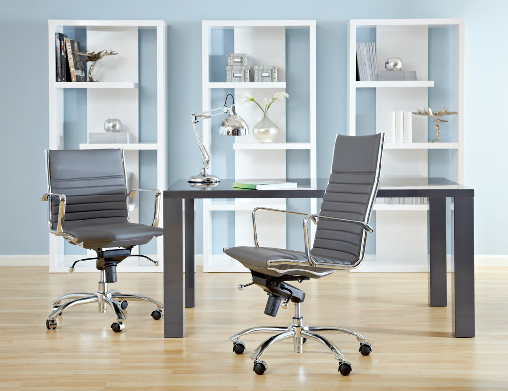 Chairs Dirk Low Back - Office Furniture Heaven