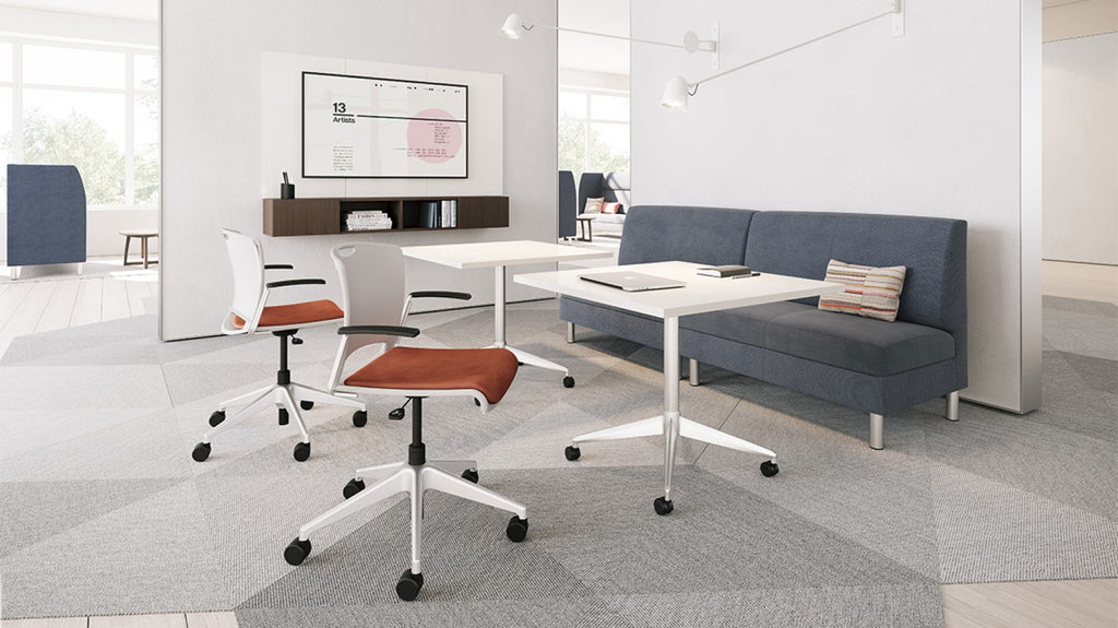 Lounge Seating Coact - Office Furniture Heaven