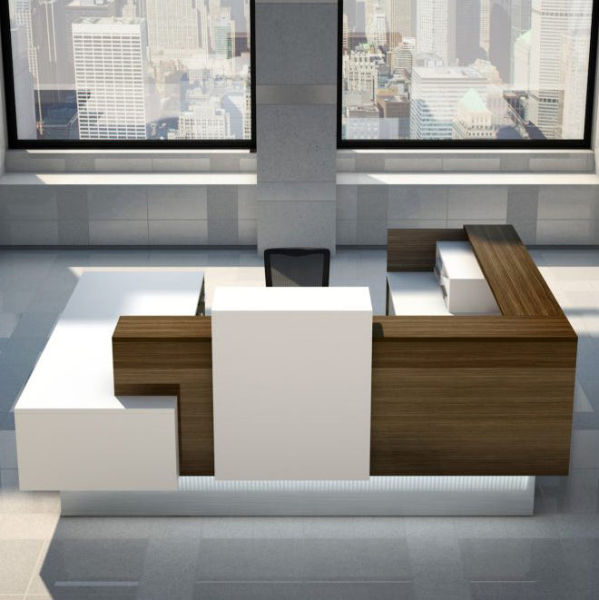 Desks Inbox Reception - Office Furniture Heaven