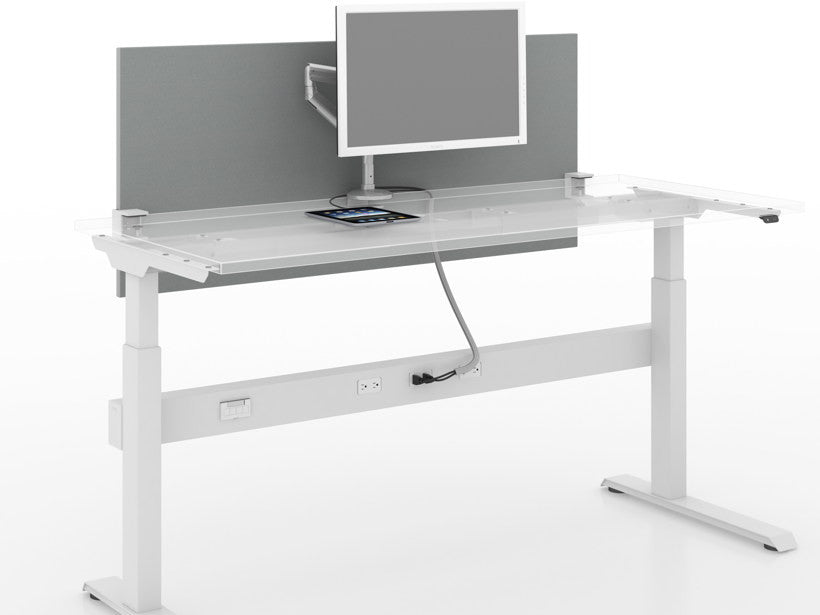 KINEX Adjustable Height Desk