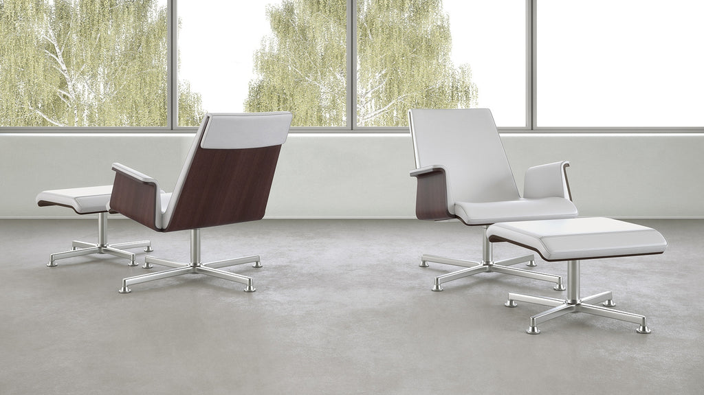 Lounge Seating Madrid - Office Furniture Heaven