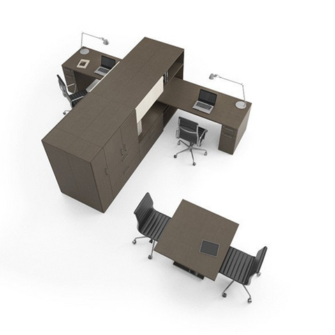 Systems Office 5 System - Office Furniture Heaven