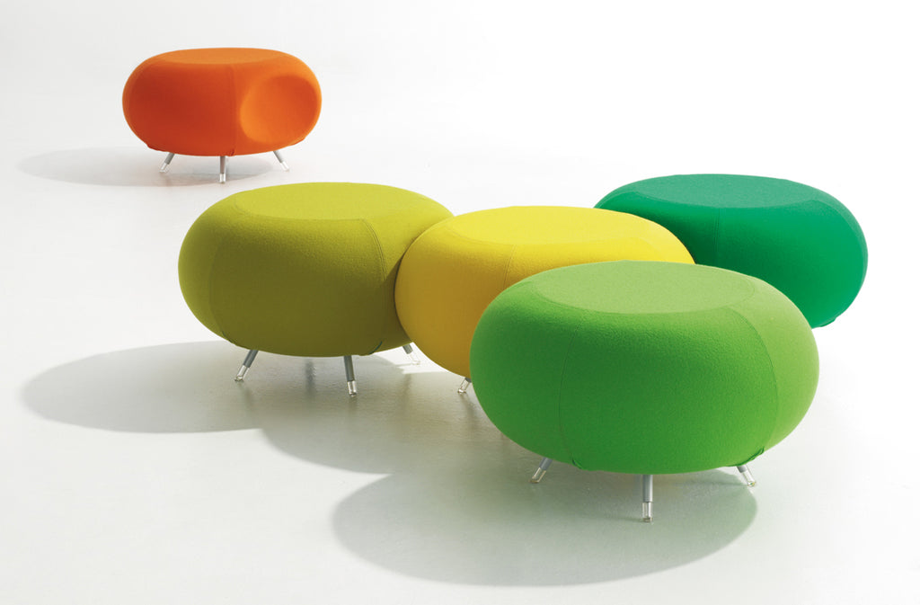 Lounge Seating Pebble - Office Furniture Heaven