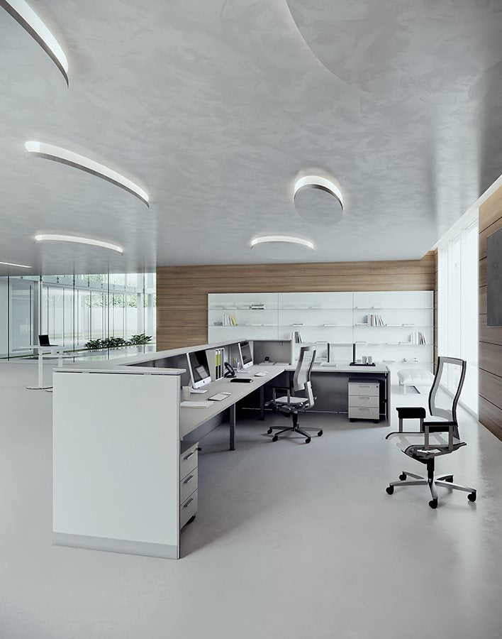 Desks Qubo - Office Furniture Heaven