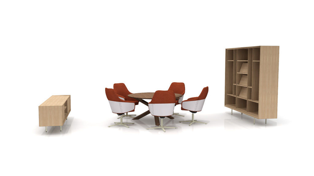 Chairs Kasura - Office Furniture Heaven