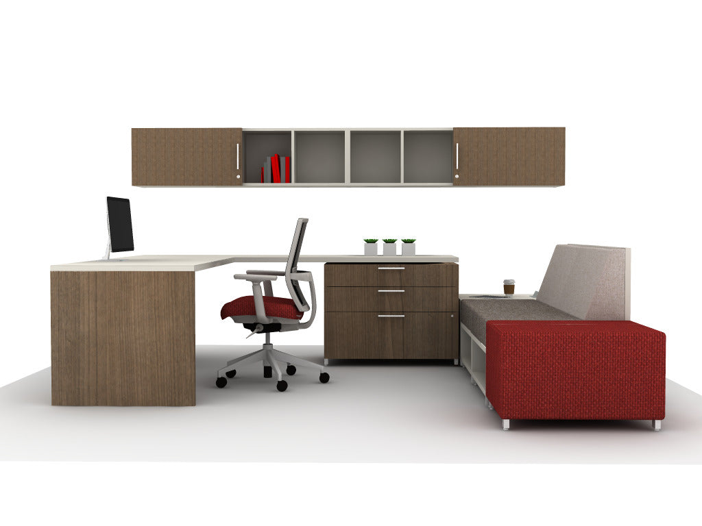 Systems Calibrate Casegoods - Office Furniture Heaven