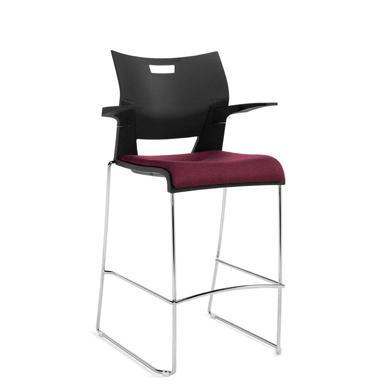 Seating Duet Side Chair - Office Furniture Heaven