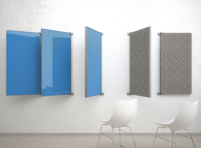 Accessories Flip Glassboards - Office Furniture Heaven