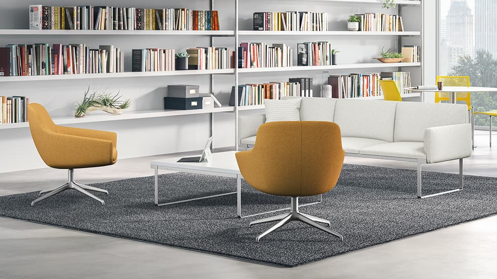 Lounge Seating Gobi - Office Furniture Heaven