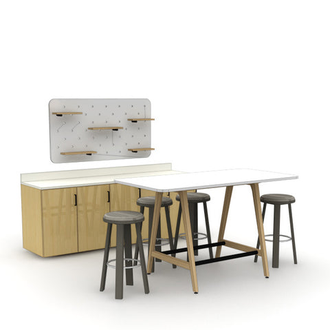 Stools Heidi Stool - Office Furniture Heaven