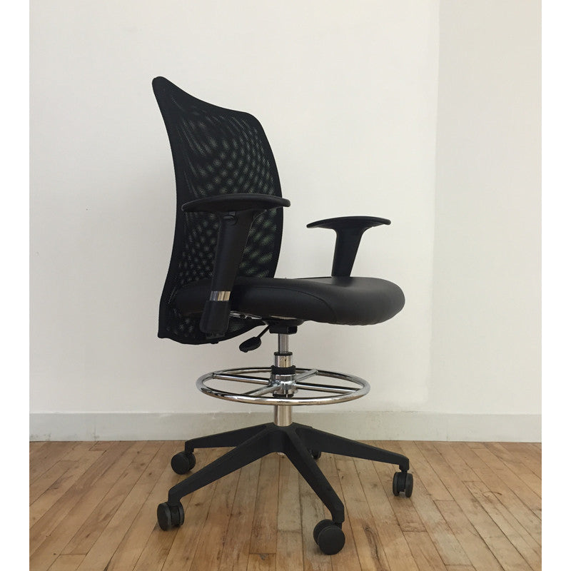 Inertia Stool Chair Floor Sample - Office Furniture Heaven