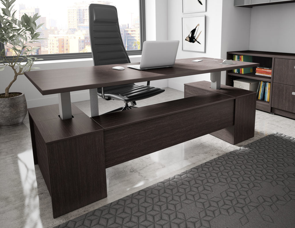Systems Elevation Private Office - Office Furniture Heaven