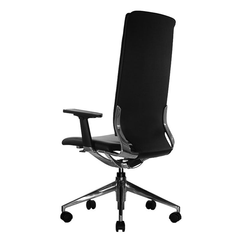 Chairs Marco II Highback Leather Chair - Office Furniture Heaven