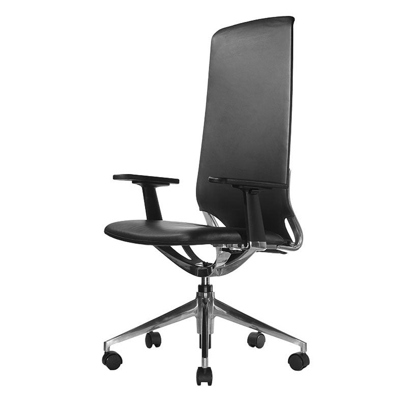 Chairs Marco Highback Leather Chair - Office Furniture Heaven