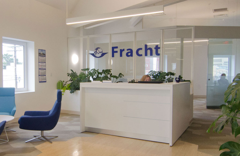 Project Fracht - Office Furniture Heaven