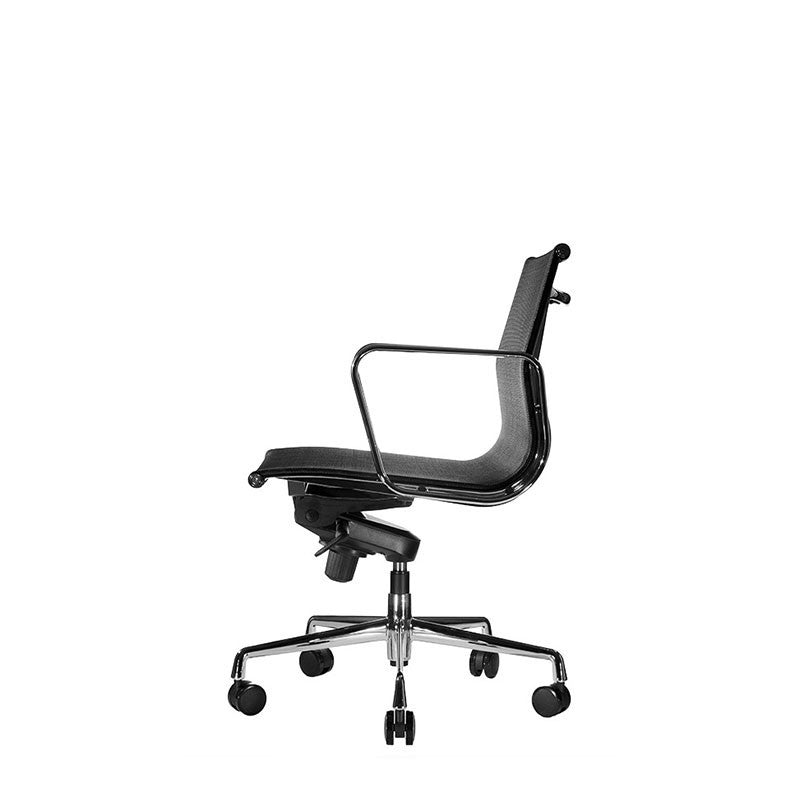 Chairs Reed Mesh Lowback Chair - Office Furniture Heaven