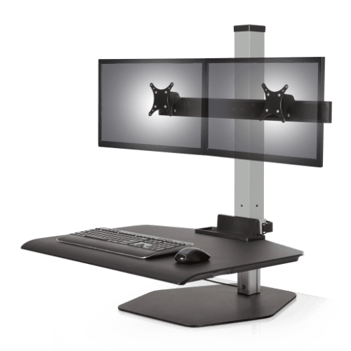 Winston Dual Monitor Workstation